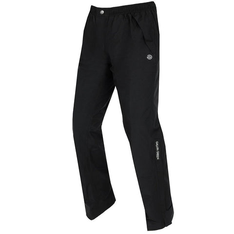 Galvin Green Andy Gore-Tex Waterproof Trousers in Black Trousers Galvin Green