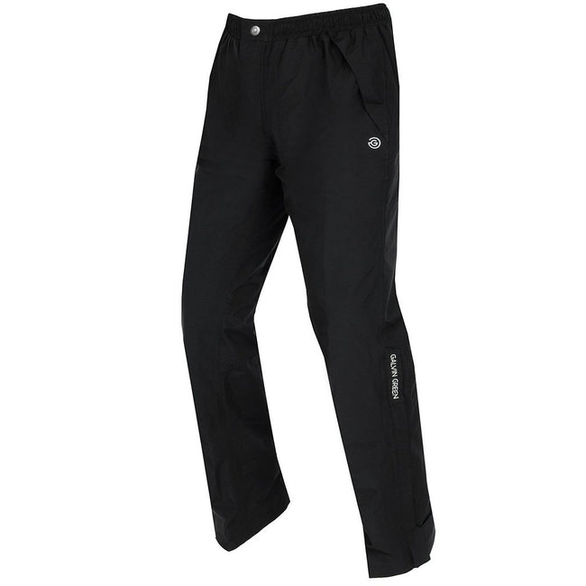Galvin Green Andy Gore-Tex Waterproof Trousers in Black