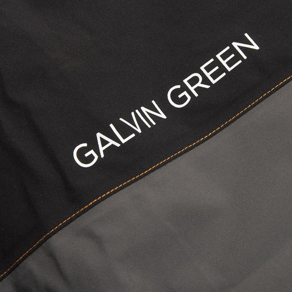 Galvin Green Armando Paclite GORE-TEX Waterproof Golf Jacket in Iron Grey Coats & Jackets Galvin Green
