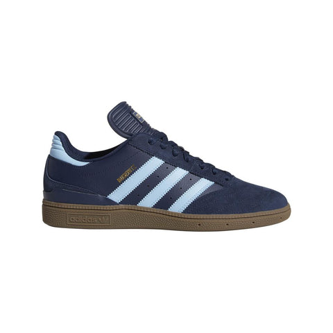 Adidas B22770 Busenitz in Navy/Clear Blue/Gum Trainers adidas