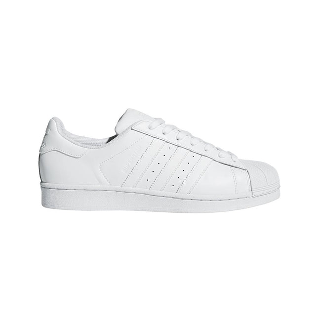 Adidas Superstar Foundation B27136 in Triple White Trainers adidas