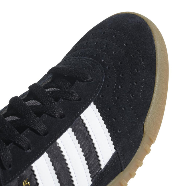 Adidas B41523 Indoor Super in Black / White Trainers adidas