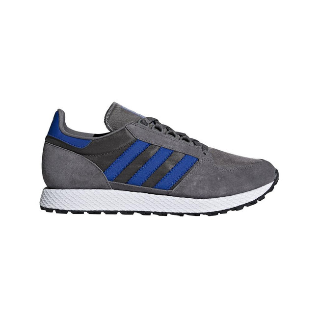 Adidas Forest Grove B41548 in Grey Four / Core Black Trainers adidas