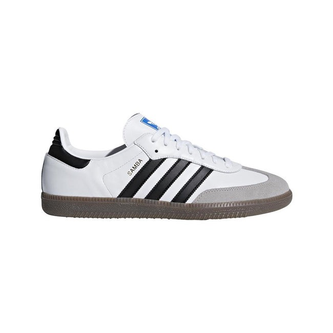 Adidas Samba OG B75806 in White / Black / Gum