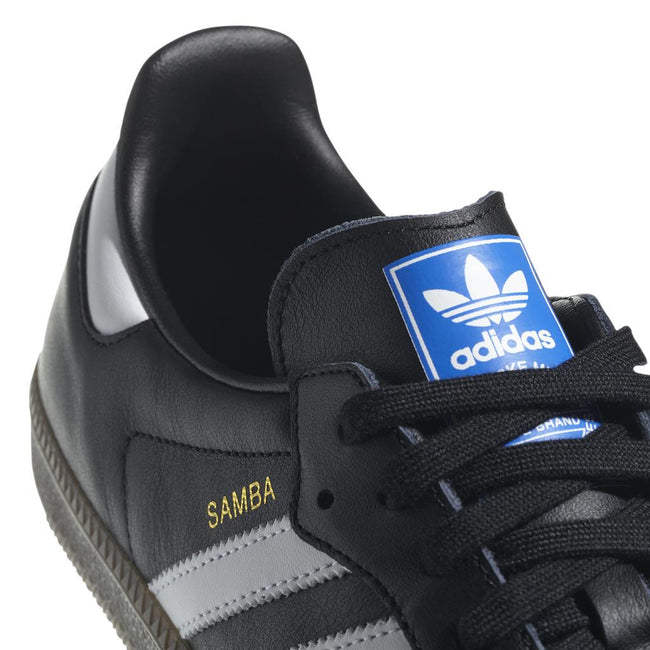 Adidas Samba OG B75807 in Black / White / Gum Trainers adidas