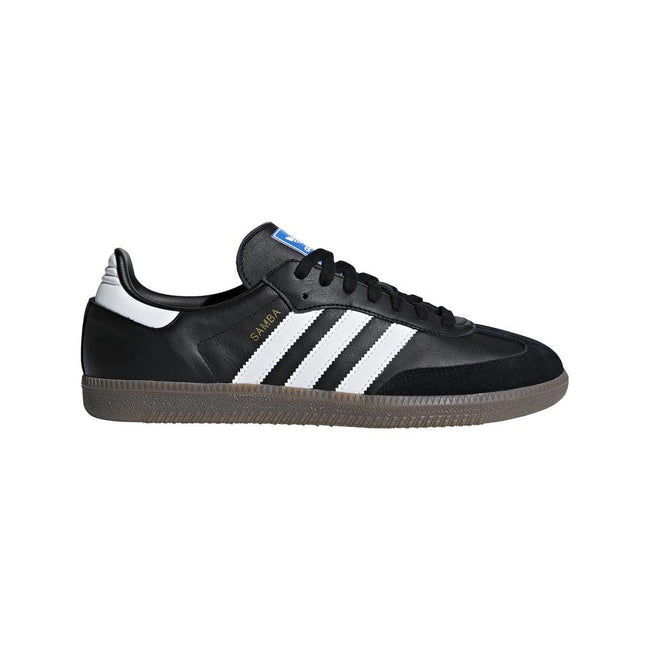 Adidas Samba OG B75807 in Black / White / Gum