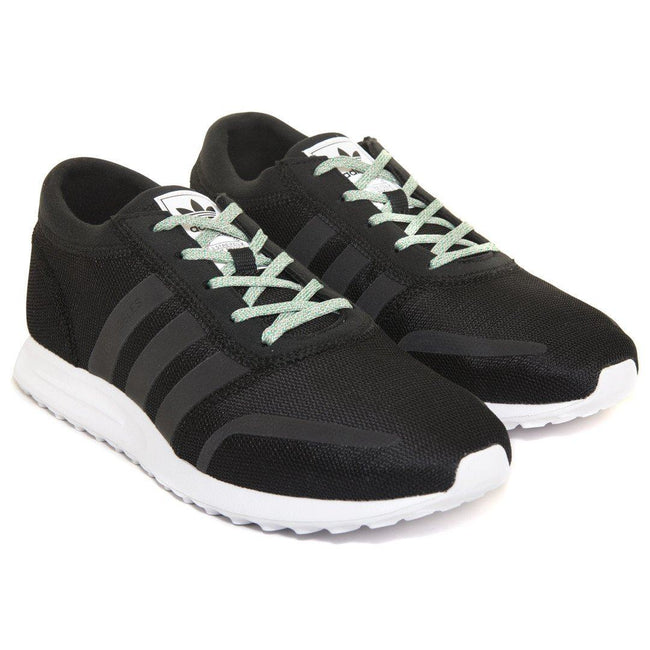 Adidas LA BB1116 Trainers in Black/White