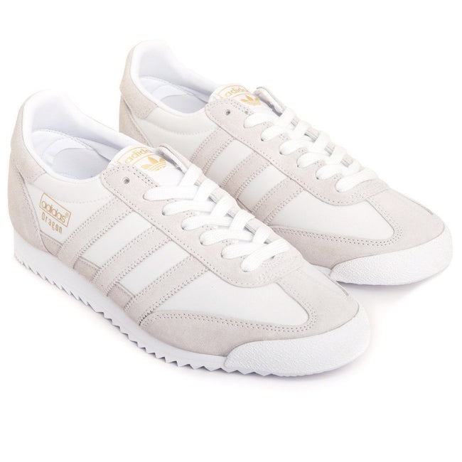 Adidas Originals Dragon OG BB1264 in White/White/Gold