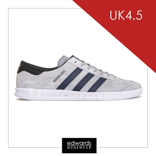 Adidas Hamburg BB5298 in Grey/Navy/White