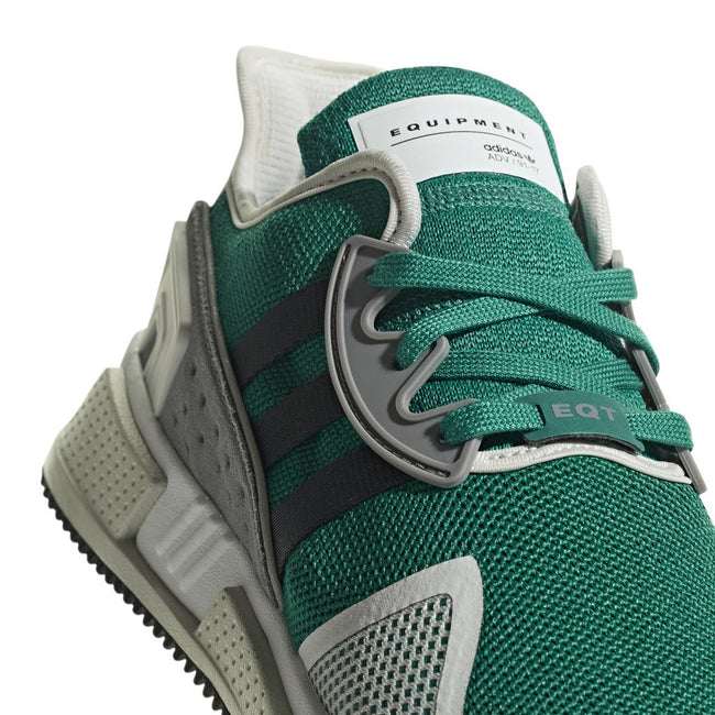 Adidas BB7179 EQT Cushion ADV in Sun Green/ Core Black/ Core One