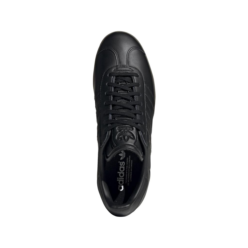 Adidas Gazelle BD7480 in Black / Black / Gum