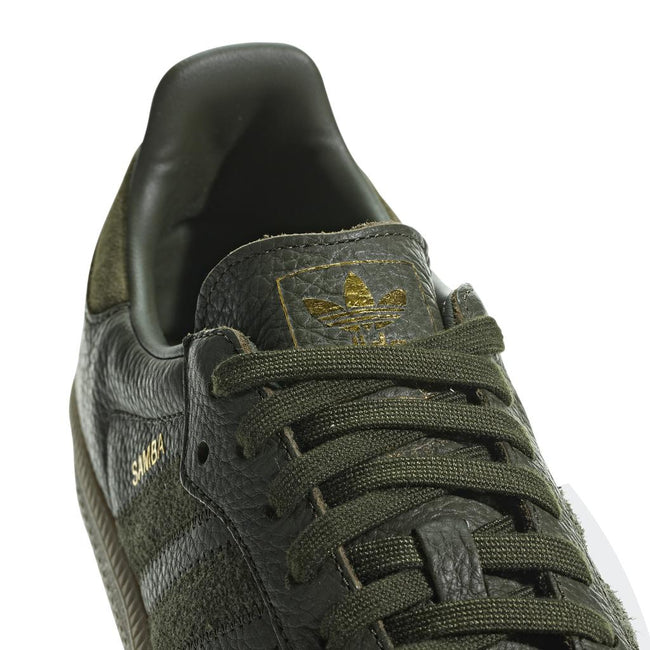 Adidas Samba OG FT BD7526 in Night Cargo / Night Cargo / Gum