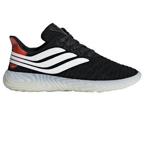BD7549 Sobakov in Core Black / Off White / Raw Amber Trainers adidas