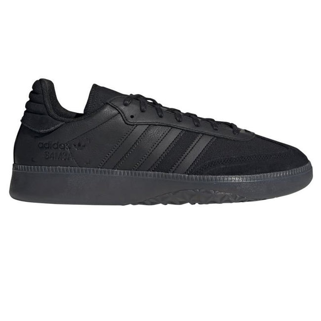 Adidas Samba RM in Core Black/ Core Black/FTWR White