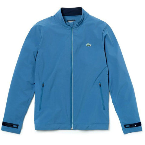 BH3530-A4Y Water-Resistant Full Zip Jacket Coats & Jackets Lacoste Sport