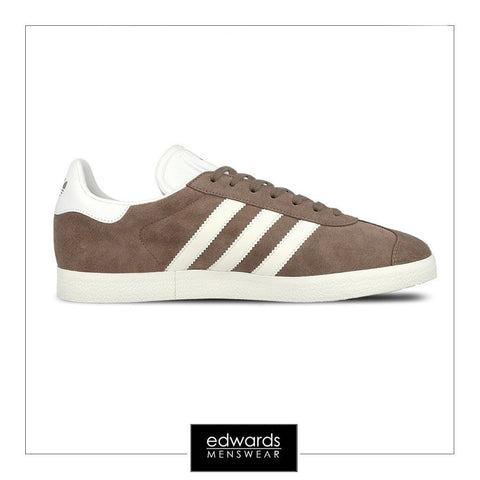 Adidas Gazelle BY8957 in Brown/White