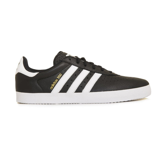 Adidas 350 BY9761 Trainers in Black/White/Gold