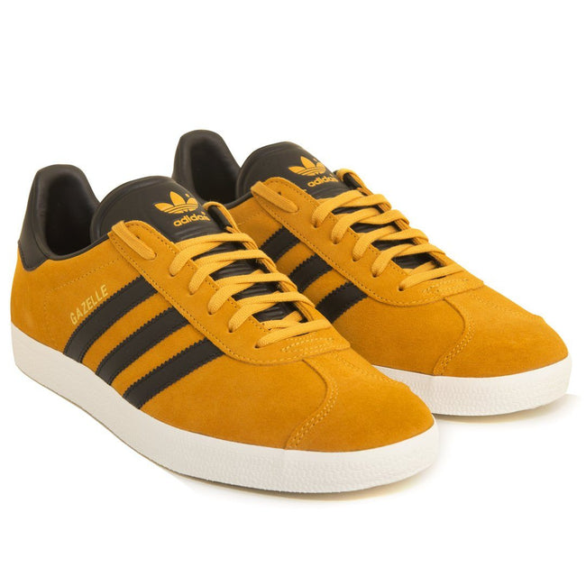 Adidas Gazelle BZ0035 in Gold/Black/White