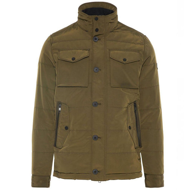 J. Lindeberg Bailey Padded Jacket in Dark Green