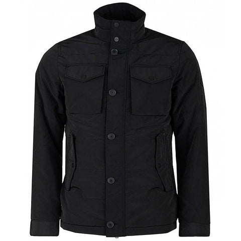 J. Lindeberg Bailey Padded Jacket in Black Coats & Jackets J. Lindeberg