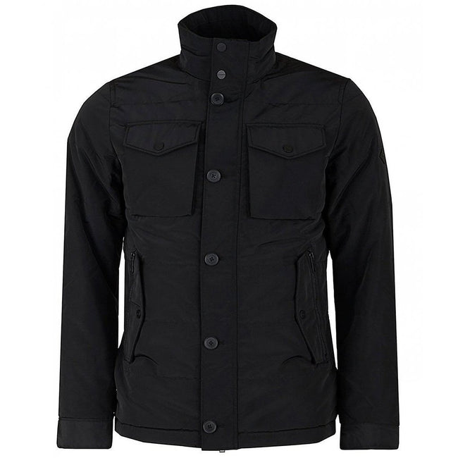 J. Lindeberg Bailey Padded Jacket in Black