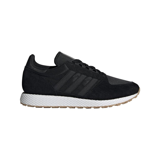 Adidas Forest Grove CG5673 in Black / White / Gum Trainers adidas