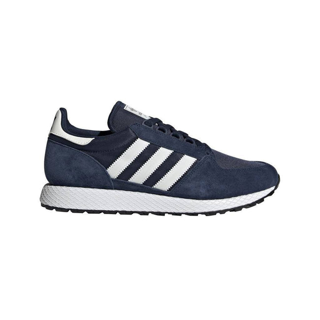 Adidas Forest Grove CG5675 in Collegiate Navy/ Cloud White/ Core Black