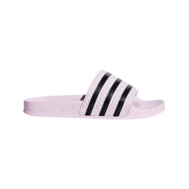 adidas CG6148 Adilette Sliders Clear Pink/Core Black
