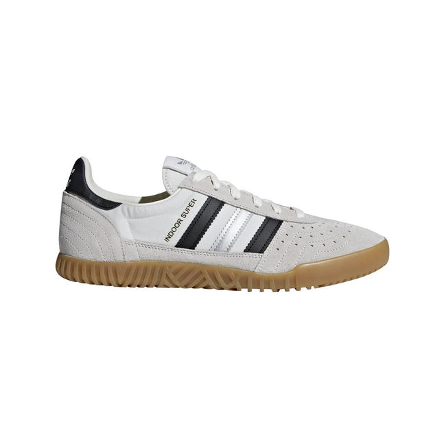 Adidas Indoor Super CQ2223 in White / Black / Silver