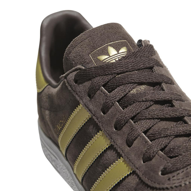 Adidas Munchen CQ2320 in Brown / Gold
