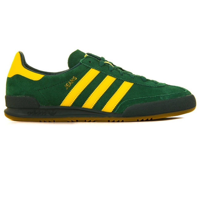Adidas Jeans CQ2767 in Green / Yellow