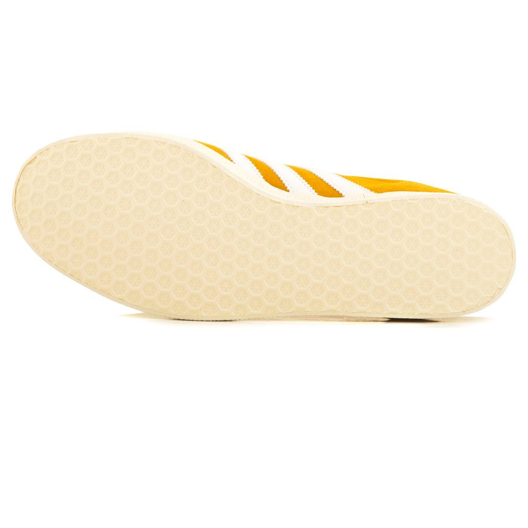 Adidas Gazelle CQ2801 in Collegiate Gold / White