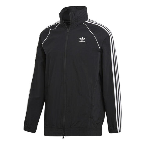 Adidas Windbreaker CW1309 in Black Coats & Jackets adidas