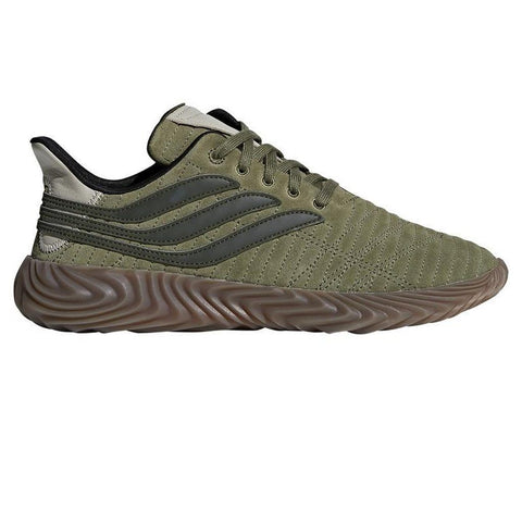 D98153 Sobokov in Khaki / Night Cargo / Light Brown Trainers adidas