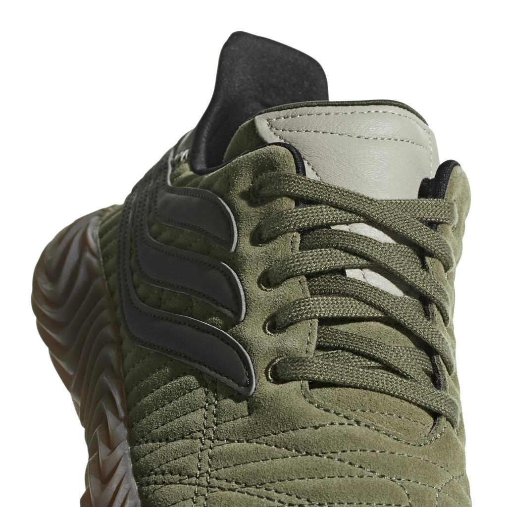 Adidas Sobokov D98153 in Khaki / Night Cargo / Light Brown Trainers adidas
