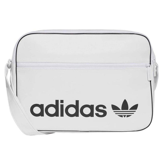 adidas Vintage Airline Bag DH1003 in White/Black Bags adidas
