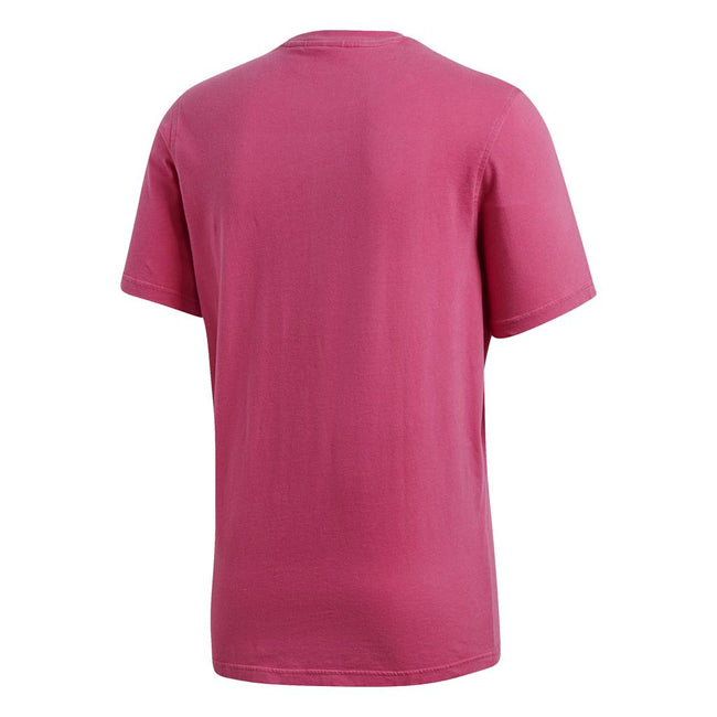 Adidas DH5776 Trefoil T-Shirt in Shock Pink T-Shirts adidas