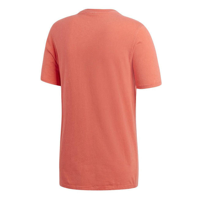 Adidas Trefoil Tee DH5777 in Bright Red