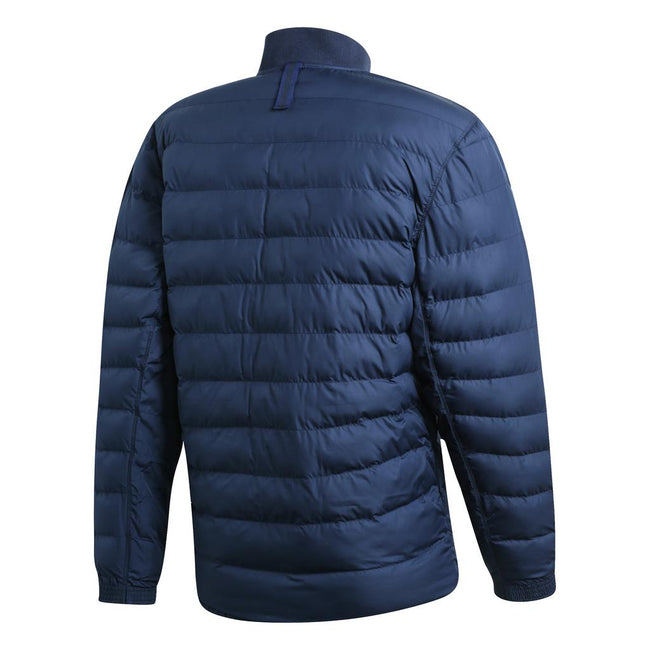 Adidas DJ3192 SST Outdoor Jacket in Navy