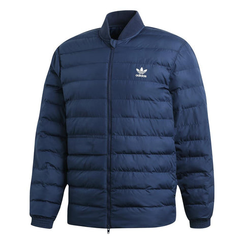 Adidas DJ3192 SST Outdoor Jacket in Navy Coats & Jackets adidas