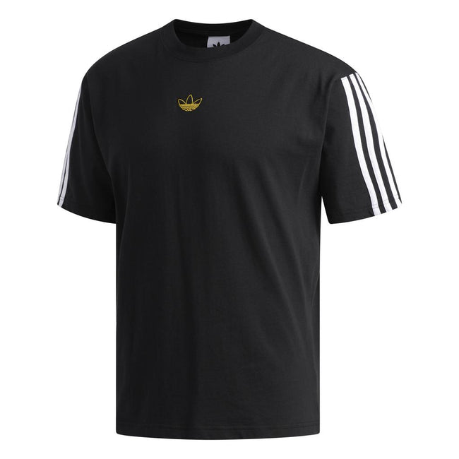 Adidas DV3262 Floating Tee in Black