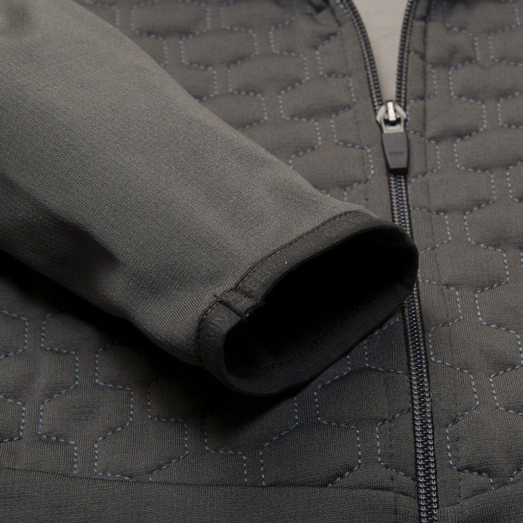Galvin Green Darin Insula Jacket in Beluga Grey
