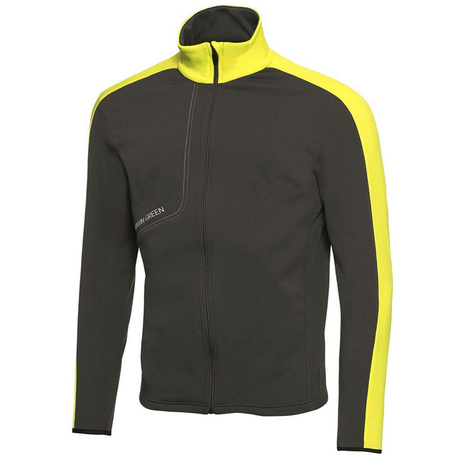 Galvin Green Dario Insula Jacket in Beluga Grey / Lemonade Coats & Jackets Galvin Green