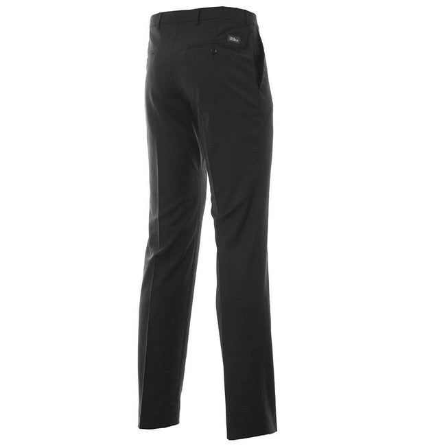 Oscar Jacobson Dave Trousers in Black