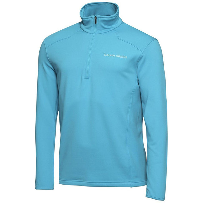 Galvin Green Dwayne Tour Pullover in River Blue Coats & Jackets Galvin Green