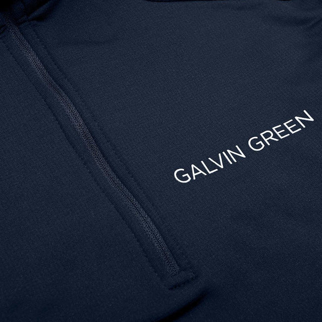 Galvin Green Dwayne Tour Pullover in Navy Blue