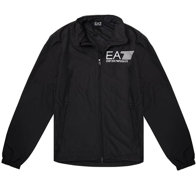 Emporio Armani EA7 Bomber Jacket in Black
