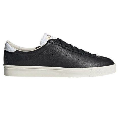 EE5750 Lacombe Leather Trainers in Black / White Trainers adidas
