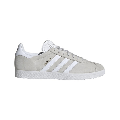 Adidas Gazelle F34053 in Grey / White / Gold Trainers adidas