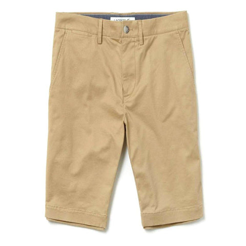 Lacoste FH9542-02S Slim Fit Chino Shorts in Sand Shorts Lacoste